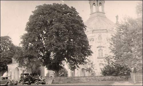 Костел Святой Троицы.