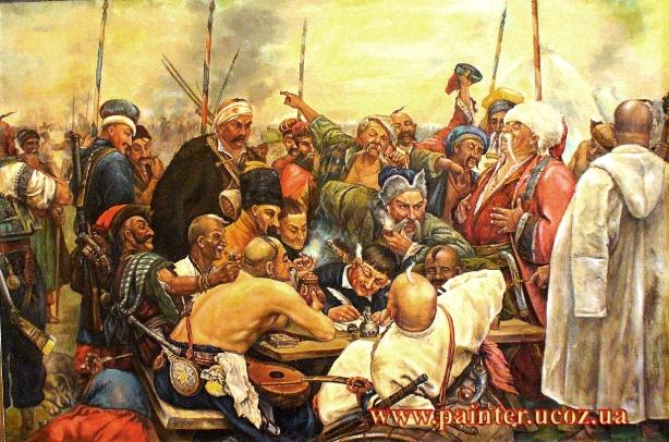 Николаевские евреи-казаки.