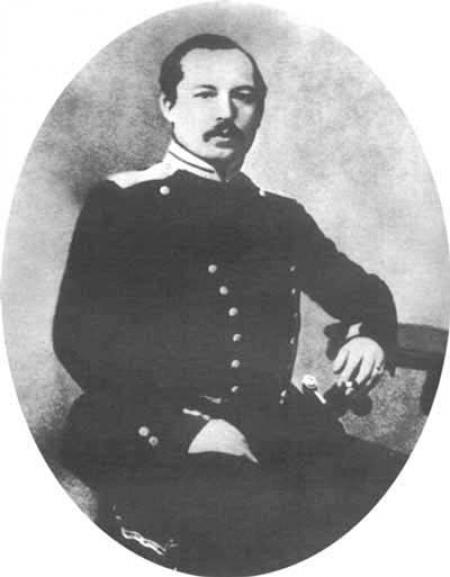 Фет Афанасий Афанасьевич.