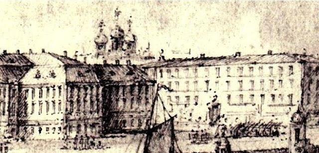 Когда была открыта Александровская колонна.