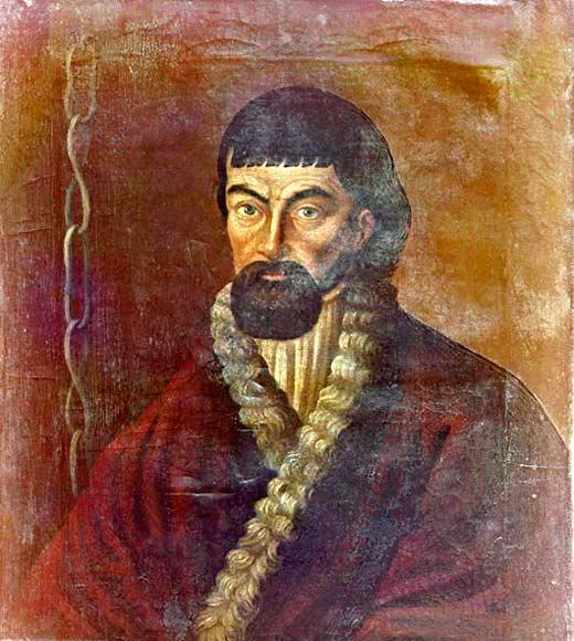 Емельян Пугачев.