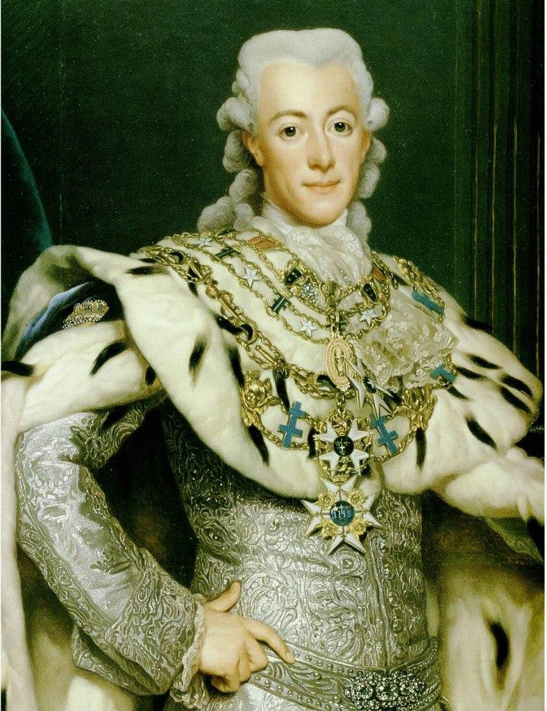 Густав III Адольф Ваза