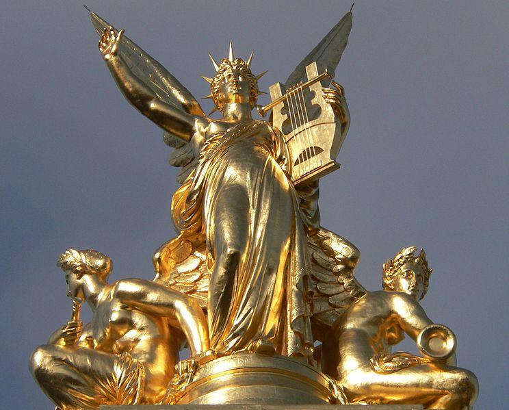 Опера Гарньє, Париж.