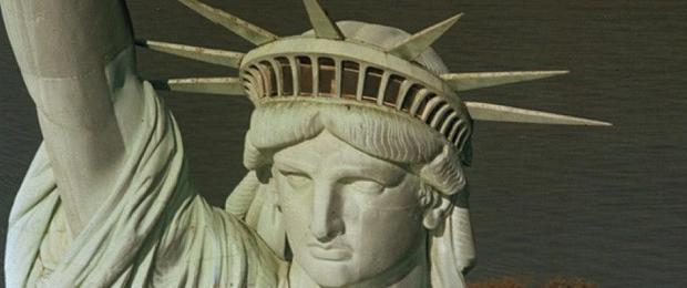Богиня Свобода.
