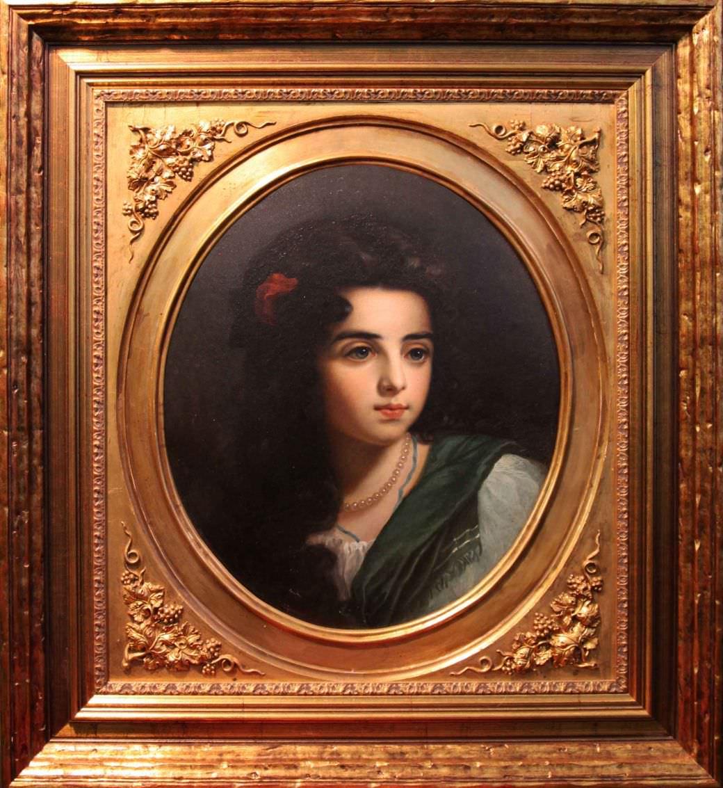 Западно-Европейская живопись 19 века.