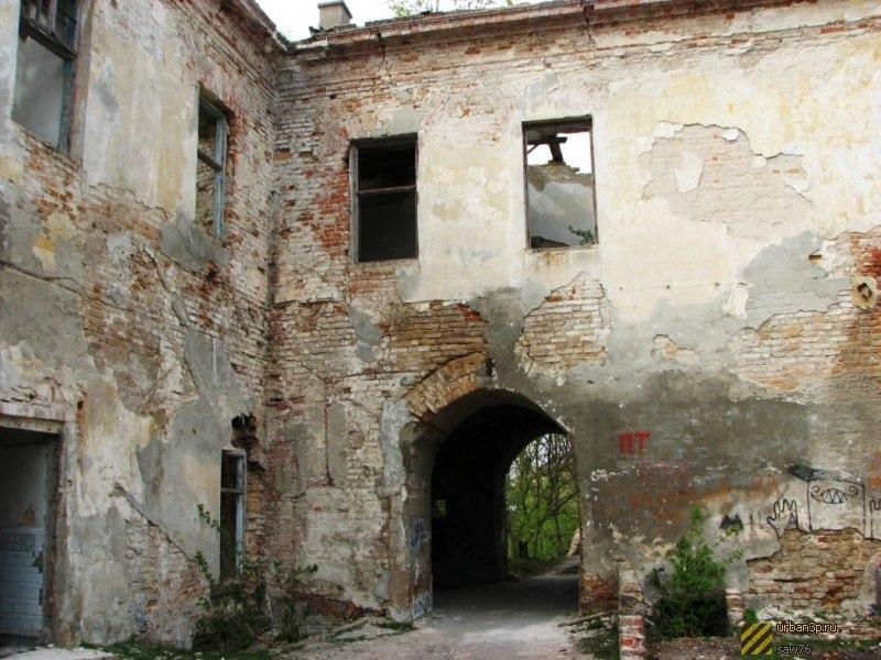 Замок Чарторыйских.