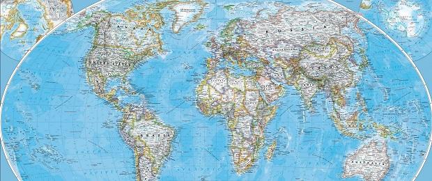 Как страны меняли имена?