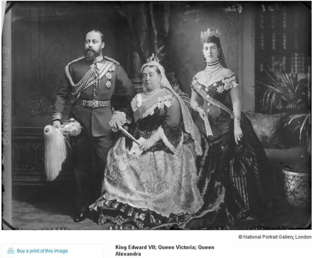 Николай 2 и королева виктория 1 злотый 1965
