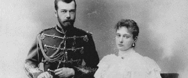 Помолвка Цесаревича Николая с Принцессой Алисой.