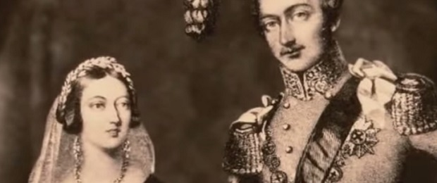 Происхождение королевской династии Великобритании.