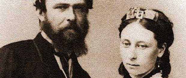 Родители жены Николая II.
