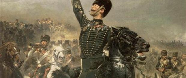 Вторая отечественная война евреев с французами.