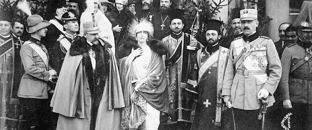 Фердинанд I - Николай II, герцог Гессенский.