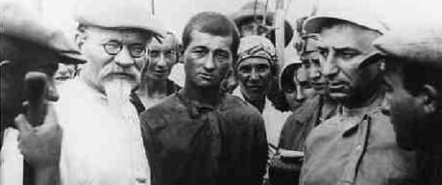 Как Сталин хотел сделать Крымскую еврейскую автономию.