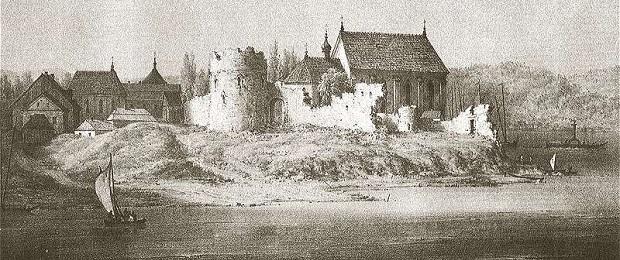 Каунасский замок.