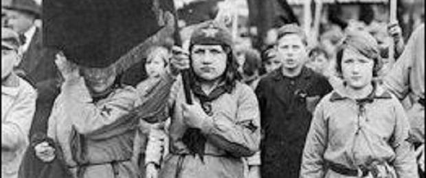 Ноябрьская революция в Германии.