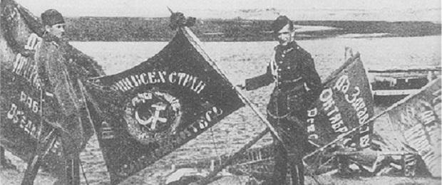 О Гражданской войне и переписанной истории.