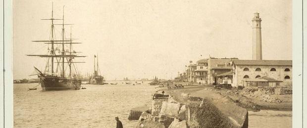 Порт-Саид 1869-1885 гг.