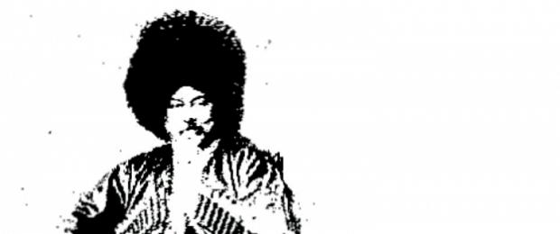 Современники: Дюма, Пушкин и Лев Толстой на войне на Северном Кавказе. Белые и Красные.