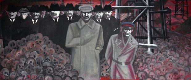 """Сталин - его императорское величество""""."""