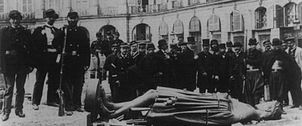 Тотальная зачистка архивов в Париже.
