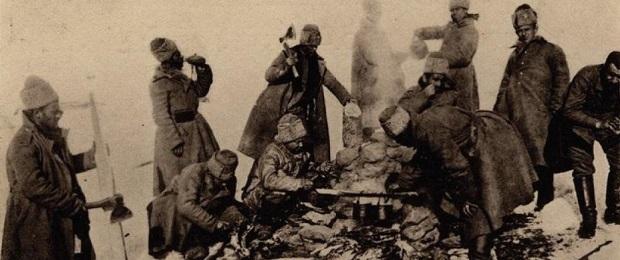 Вторая Отечественная война 1914-1923 гг.