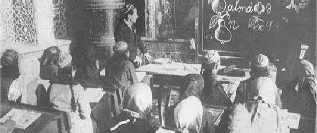 До того, как у евреев и славян впервые появилась письменность в 1936-1940 гг.