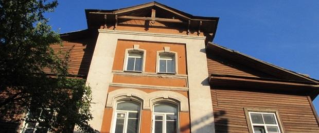 Хваленые сталинские дома.