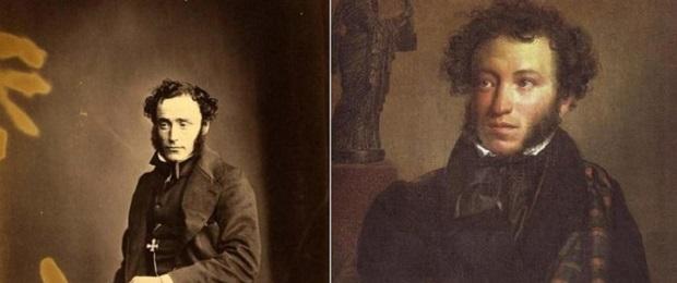 Сочинителем какого языка был Пушкин?