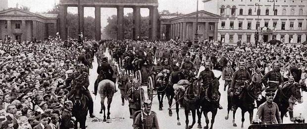 Война и немцы.