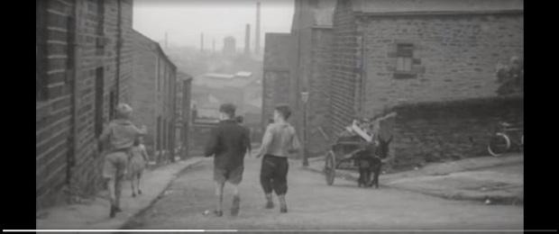 Англия после второй мировой войны.