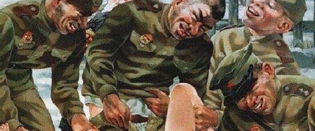 Немцы в 1945, как арийцы, предпочитали смерть жизни раба при еврейской власти.