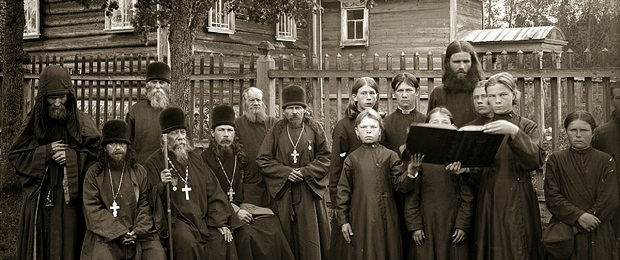 Очень мутная история с этими староверами-старообрядцами.