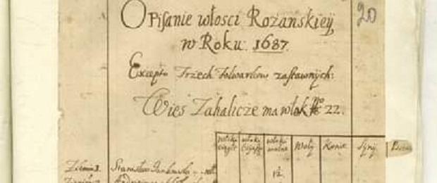 Сканы с документов из национального исторического архива Bella Russia.